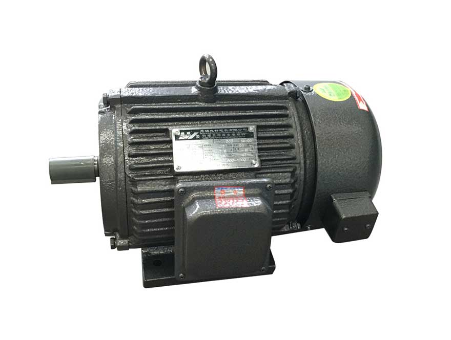 Ylj jlj three phase torque motors for Three phase induction motor pdf